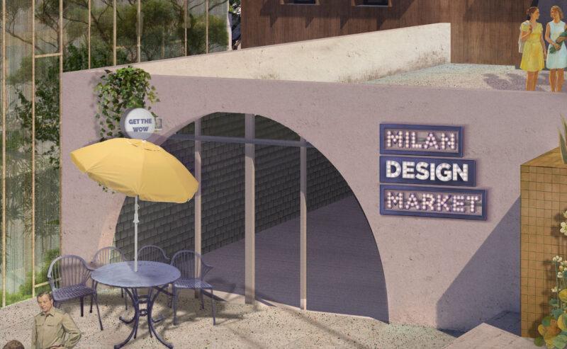 Milan Design Market